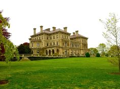 Breakers Mansion in Newport, Rhode Island <3 went on a school fieldtrip there in 4th grade :)