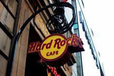 Glasgow City Centre, Hard Rock, Broadway Shows, Hard Rock Music