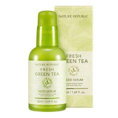 NATURE REPUBLIC Fresh Green Tea Seed Serum
