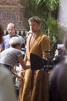 Jaime Lannister In Dorn Clothing. I can't wait foe Game of Thrones season 5!!
