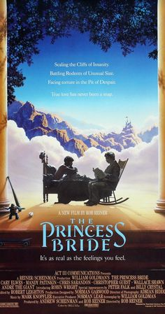 The Princess Bride (1987) Quotes on IMDb: Memorable quotes and exchanges from movies, TV series and more...