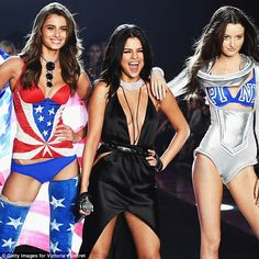 Star-studded show! The teaser videos come on the heels of their famed Victoria's Secret fashion show last month which included performances by Selena Gomez, The Weeknd and Ellie Goulding