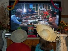 Curry and Comfort: Gilligan's Island Themed Castaway Party