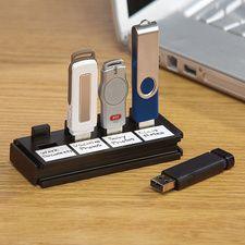 USB Flash Drive Organizer
