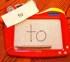 Weekly Word Work | The Little Learning Zone