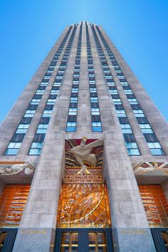 Rockefeller Center, NYC can reinforce the historic and rich parts of the city. From the tour to the top deck, this is perfect place to visit and take in.