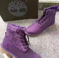 Purple timbs
