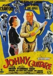 Affiche du film Johnny Guitar