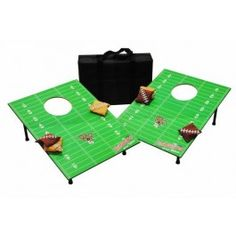 Wake Forest Demon Deacons Cornhole/Bean Bag/Tailgate Toss Silver Edition