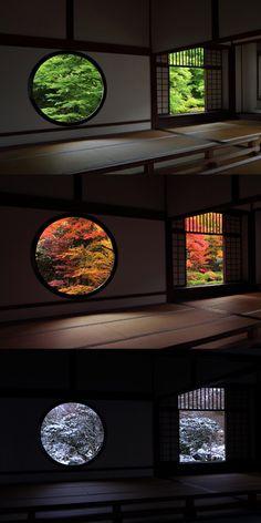 Genko-an-Temple- (Kyoto, Japan) - # GenkoanTempleKyotoJAPAN - city - Architecture Cultural Architecture, Japanese Architecture, Interior Architecture, Building Architecture, Light Architecture, Concept Architecture, Sustainable Architecture, Japanese Interior, Japanese Design