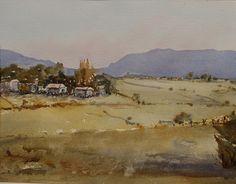 Behind Evandale, towards Nile by Harry Kent, via Flickr