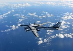 Two Russian nuclear-capable bombers intruded into the U.S. air defense zone near Alaska --Why are we not doing the same thing to their airspace?Why have we not shot down these planes.If we were to send bombers into the airspace of some of the enemy countries,or not so friendly countries like russia as many times as they have done the US they would have shot us down!! ..
