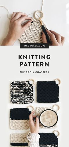 This knitting pattern is an easy DIY to add a touch of modern + chic decor to yo. - This knitting pattern is an easy DIY to add a touch of modern + chic decor to yo. This knitting pattern is an easy DIY to add a touch of modern + ch. Diy Holiday Gifts, Handmade Christmas Gifts, Christmas Crafts, Christmas Quotes, Creative Diy Christmas Gifts, 2018 Christmas Gifts, Crochet Christmas Gifts, Thoughtful Christmas Gifts, Grinch Christmas