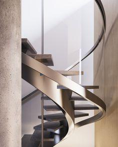Penthouse duplex e terraços topo Tadao Ando's 152 Elizabeth Street