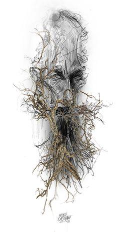 """""""Los hijos de los días"""" - Galeano ilustrado por Casciani 19/2 . acá podés leer el texto:http://andrescasciani.blogspot.com.ar/2016/02/los-hijos-de-los-dias-galeano-ilustrado_19.html"""
