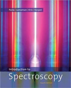 Free Download Introduction to Spectroscopy (4th Edition) by Pavia. https://chemistry.com.pk/books/pavia-introduction-to-spectroscopy/