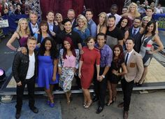 Dancing With The Stars Season 17 Celebrity Cast Takes GMA Studio by Storm