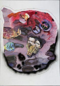 Komórka (Cell) 100×70 cm