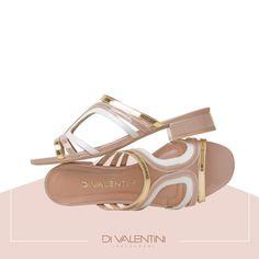 Di Valentini na loja Fashion Calçados . ♥