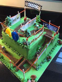 Cyclocross cake (c) Keith Murray