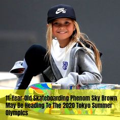 Sky Brown, Skate And Destroy, Supra Shoes, Surfer Girl Style, Cool Electronics, Vintage Swimsuits, Surf Style, Summer Olympics, Surf Girls