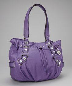 Penny Sue and The Shoe Guru Violet Satchel  original $99.00 $39.99  http://www.zulily.com/invite/llabelle468