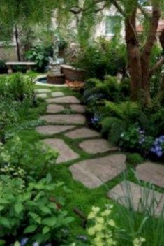 awesome 36 Beautiful Shades Garden Pictures Ideas