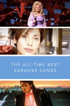 The 17 Greatest Karaoke Songs of All Time. No debate, these are the greatest tracks to sing your lungs out to..