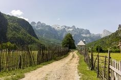 Discover where to go, what to do, and how to get to Theth, Albania, a remote and once-forbidden hamlet nestled within Albania's Accursed Mountains.