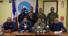 El COE evacuó residentes en la Isla Saona
