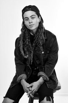 Tash Sultana x Young Bloods - Photoshoot for Universal Store