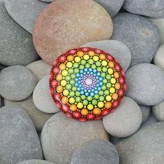 manala muster steine bemalen bunte steine