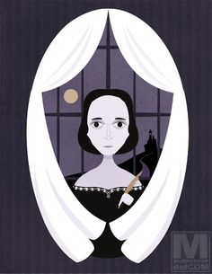 Poor Mary Shelley, morta il 1 febbraio 1851.