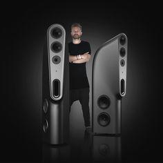 soundspeaker Kornell / 2013 - 2015 / designed by CODE design