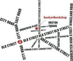 bookartbookshop, London. http://www.bookartbookshop.com