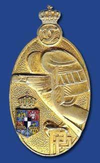Romanian Air Force Insignia Porsche Logo, Romania, Badges, Ww2, Air Force, Decorations, Badge, Dekoration, Ornaments