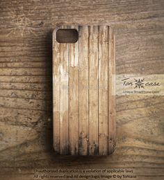 Wood iPhone 5 case - wood iPhone 4 case, print iPhone 4s case, Gift for men case for iphone 4, iphone 4 case, iphone5 case, wood print (c56)
