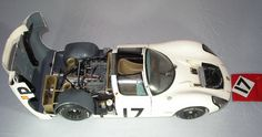 Tamiya Porsche 910 1/12 scale | Car & Truck Scale Models | Pinterest