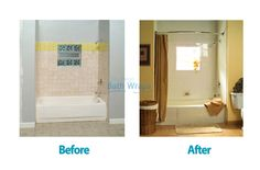 Best Before And After Bathroom Remodeling Images On Pinterest - Bathroom accessories san diego