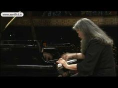 Martha Argerich plays Ravel Piano Concerto in G at the Nobel Prize Concert 2009