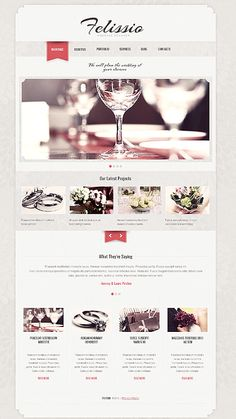 Stunning Retro and Vintage Web Design Templates Vintage Web Design, Well Designed Websites, Food Web Design, Restaurant Web, Website Design Services, Joomla Templates, Professional Logo Design, Web Layout, Corporate Design