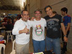 Fotografias realizadas na 21a. Fest Comix. São Paulo Expo, dias 17, 18 e 19 de Julho.