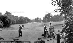 Francis Frith Collection Poster Print Wall Art Print entitled Golf Course, Finchley, Grt London, England, None Wall Art Prints, Poster Prints, Greater London, Good Times, Saving Money, Golf Courses, Nostalgia, Jacobean, History