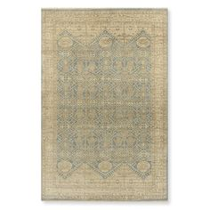 Trellis Hand Knotted Rug
