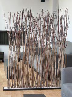 Itakoue paravent en tilleul par l'Atelier du Bois Flotté - Réf. 11010064