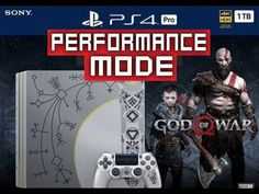 God of War On PS4 PRO 1080p Will Offer a Performance Mode - Does It Mean...