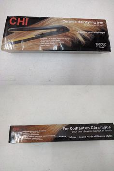 Hair Beauty: Chi Pro 1 Ceramic Flat Iron Hair Straightener Professional Hot Styling Iron BUY IT NOW ONLY: $34.99 #priceabateHairBeauty OR #priceabate