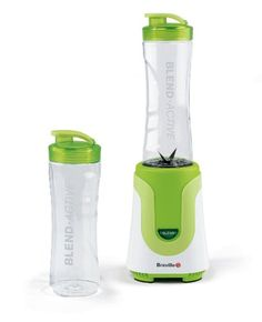 Breville Blend-Active Personal Blender - Watt 300 -  Personal blender with portable bottle Features 600ml BPA-free eastman tritan copolyester blender bottle One-touch blending action with angled stainless steel blades Includes additional 600ml bottle with lockable lid Easy-clean, detachable, dishwasher-safe blades and blending bottles   - #BlendActive, #Blender, #Breville, #Personal  - http://wp.me/p2Sdif-4qA