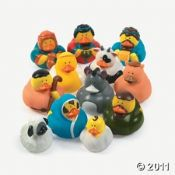 Rubber Duckies from Oriental Trading Company
