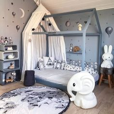 Stylish childrens bedroom wall stickers uk exclusive on smarthomefi home decor diy kid room decor Cute Bedroom Ideas Girls That Will Make a Beautiful Dream Baby Room Boy, Baby Playroom, Baby Bedroom, Baby Room Decor, Bedroom Yellow, Nautical Bedroom, Playroom Decor, Dream Bedroom, Wall Decor